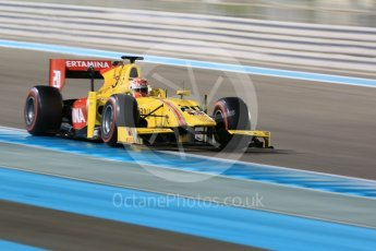 World © Octane Photographic Ltd. FIA Formula 2 (F2) - Qualifying. Norman Nato – Pertamina Arden. Abu Dhabi Grand Prix, Yas Marina Circuit. 24th November 2017. Digital Ref: