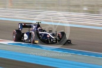 World © Octane Photographic Ltd. FIA Formula 2 (F2) - Qualifying. Artem Markelov – Russian Time. Abu Dhabi Grand Prix, Yas Marina Circuit. 24th November 2017. Digital Ref: