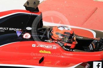 World © Octane Photographic Ltd. GP3 - Practice. Jack Aitken - ART Grand Prix. Abu Dhabi Grand Prix, Yas Marina Circuit. Friday 24th November 2017. Digital Ref:1999CB1L5482