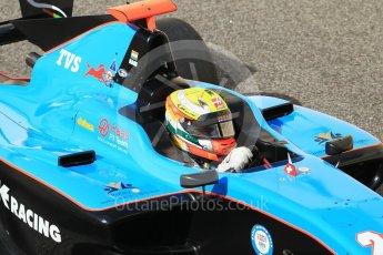 World © Octane Photographic Ltd. GP3 - Practice. Arjun Maini – Jenzer Motorsport. Abu Dhabi Grand Prix, Yas Marina Circuit. Friday 24th November 2017. Digital Ref:1999CB1L5492