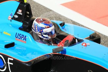 World © Octane Photographic Ltd. GP3 - Practice. Juan Manuel Correa – Jenzer Motorsport. Abu Dhabi Grand Prix, Yas Marina Circuit. Friday 24th November 2017. Digital Ref:1999CB1L5503