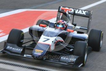 World © Octane Photographic Ltd. GP3 - Practice. Steijn Schothorst – Arden International. Abu Dhabi Grand Prix, Yas Marina Circuit. Friday 24th November 2017. Digital Ref:1999LB5D9515