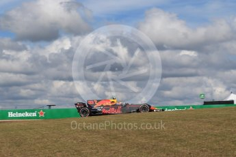 World © Octane Photographic Ltd. Formula 1 - American Grand Prix - Friday - Practice 2. Max Verstappen - Red Bull Racing RB13. Circuit of the Americas, Austin, Texas, USA. Friday 20th October 2017. Digital Ref: 1987LB2D6294