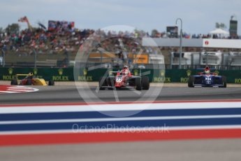 World © Octane Photographic Ltd. Formula 4 – F4 United States Championship - American Grand Prix – Race 1. Circuit of the Americas (COTA), Austin, Texas, USA. Saturday 21st October 2017. Digital Ref:1982LB1D6856