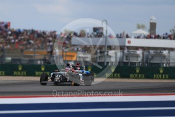 World © Octane Photographic Ltd. Formula 4 – F4 United States Championship - American Grand Prix – Race 1. Circuit of the Americas (COTA), Austin, Texas, USA. Saturday 21st October 2017. Benjamin Pedersen - Global Racing Group. Digital Ref:1982LB1D7056