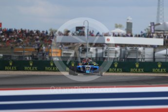 World © Octane Photographic Ltd. Formula 4 – F4 United States Championship - American Grand Prix – Race 1. Circuit of the Americas (COTA), Austin, Texas, USA. Saturday 21st October 2017. Parker Locke - Jay Howard's MDD. Digital Ref:1982LB1D7142