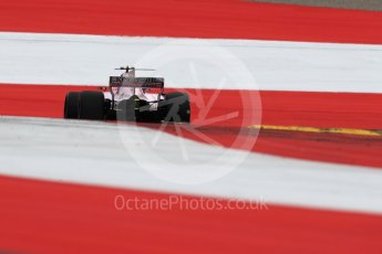 World © Octane Photographic Ltd. Formula 1 - Austria Grand Prix - Saturday - Qualifying. Esteban Ocon - Sahara Force India VJM10. Red Bull Ring, Spielberg, Austria. Saturday 8th July 2017. Digital Ref: 1869LB1D2573