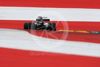World © Octane Photographic Ltd. Formula 1 - Austria Grand Prix - Saturday - Qualifying. Lewis Hamilton - Mercedes AMG Petronas F1 W08 EQ Energy+. Red Bull Ring, Spielberg, Austria. Saturday 8th July 2017. Digital Ref: 1869LB1D2703