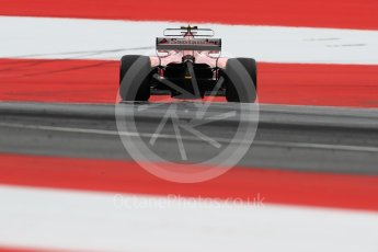 World © Octane Photographic Ltd. Formula 1 - Austria Grand Prix - Saturday - Qualifying. Kimi Raikkonen - Scuderia Ferrari SF70H. Red Bull Ring, Spielberg, Austria. Saturday 8th July 2017. Digital Ref: 1869LB1D2813