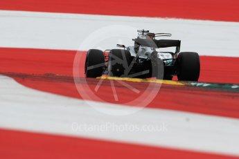 World © Octane Photographic Ltd. Formula 1 - Austria Grand Prix - Saturday - Qualifying. Lewis Hamilton - Mercedes AMG Petronas F1 W08 EQ Energy+. Red Bull Ring, Spielberg, Austria. Saturday 8th July 2017. Digital Ref: 1869LB1D2830