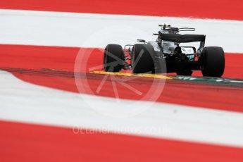 World © Octane Photographic Ltd. Formula 1 - Austria Grand Prix - Saturday - Qualifying. Valtteri Bottas - Mercedes AMG Petronas F1 W08 EQ Energy+. Red Bull Ring, Spielberg, Austria. Saturday 8th July 2017. Digital Ref: 1869LB1D2839
