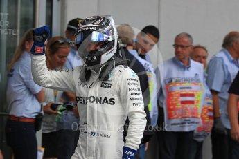 World © Octane Photographic Ltd. Formula 1 - Austria Grand Prix - Saturday - Qualifying. Valtteri Bottas - Mercedes AMG Petronas F1 W08 EQ Energy+. Red Bull Ring, Spielberg, Austria. Saturday 8th July 2017. Digital Ref: 1869LB1D3049