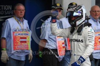 World © Octane Photographic Ltd. Formula 1 - Austria Grand Prix - Saturday - Qualifying. Valtteri Bottas - Mercedes AMG Petronas F1 W08 EQ Energy+. Red Bull Ring, Spielberg, Austria. Saturday 8th July 2017. Digital Ref: 1869LB1D3056