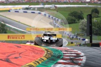 World © Octane Photographic Ltd. Formula 1 - Austria Grand Prix - Sunday - Race. Felipe Massa - Williams Martini Racing FW40. Red Bull Ring, Spielberg, Austria. Sunday 9th July 2017. Digital Ref: 1875LB1D5127