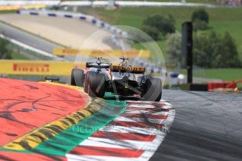 World © Octane Photographic Ltd. Formula 1 - Austria Grand Prix - Sunday - Race. Nico Hulkenberg - Renault Sport F1 Team R.S.17. Red Bull Ring, Spielberg, Austria. Sunday 9th July 2017. Digital Ref: 1875LB1D5301