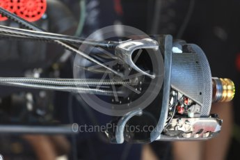 World © Octane Photographic Ltd. Formula 1 - Austria Grand Prix - Thursday - Pit Lane. Red Bull Racing RB13. Red Bull Ring, Spielberg, Austria. Thursday 6th July 2017. Digital Ref: 1861LB2D4159