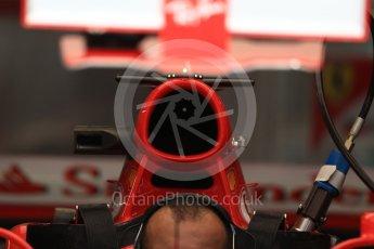 World © Octane Photographic Ltd. Formula 1 - Austria Grand Prix - Thursday - Pit Lane. Scuderia Ferrari SF70H. Red Bull Ring, Spielberg, Austria. Thursday 6th July 2017. Digital Ref: 1861LB2D4228