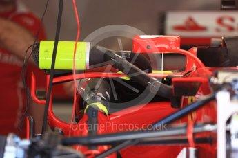 World © Octane Photographic Ltd. Formula 1 - Austria Grand Prix - Thursday - Pit Lane. Scuderia Ferrari SF70H. Red Bull Ring, Spielberg, Austria. Thursday 6th July 2017. Digital Ref: 1861LB2D4234