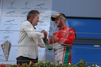 World © Octane Photographic Ltd. Formula 1 - Austria Grand Prix - Saturday - FIA Formula 2 Race 1. Antonio Fuoco - PREMA Racing. Red Bull Ring, Spielberg, Austria. Saturday 8th July 2017. Digital Ref: 1863LB1D3189