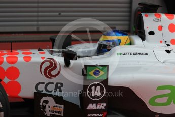 World © Octane Photographic Ltd. FIA Formula 2 (F2) - Race 2. Sergio Sette Camara – MP Motorsport. Belgian Grand Prix, Spa Francorchamps, Belgium. Sunday August 27th 2017. Digital Ref:1926LB1D7815