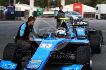 World © Octane Photographic Ltd. GP3 - Practice session. Juan Manuel Correa – Jenzer Motorsport. Belgian Grand Pix - Spa Francorchamps, Belgium. Friday 25th August 2017. Digital Ref: 1920LB1D4623
