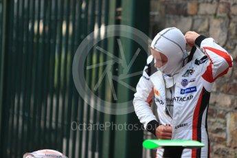 World © Octane Photographic Ltd. GP3 - Practice session. Anthoine Hubert - ART Grand Prix. Belgian Grand Pix - Spa Francorchamps, Belgium. Friday 25th August 2017. Digital Ref: 1920LB1D4630