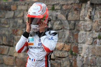 World © Octane Photographic Ltd. GP3 - Practice session. Anthoine Hubert - ART Grand Prix. Belgian Grand Pix - Spa Francorchamps, Belgium. Friday 25th August 2017. Digital Ref: 1920LB1D4638