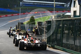 World © Octane Photographic Ltd. GP3 - Practice session. Nirei Fukuzumi - ART Grand Prix. Belgian Grand Pix - Spa Francorchamps, Belgium. Friday 25th August 2017. Digital Ref: 1920LB1D4647