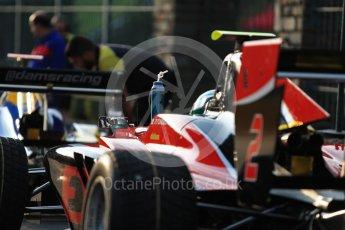 World © Octane Photographic Ltd. GP3 - Practice session. Nirei Fukuzumi - ART Grand Prix. Belgian Grand Pix - Spa Francorchamps, Belgium. Friday 25th August 2017. Digital Ref: 1920LB1D4653