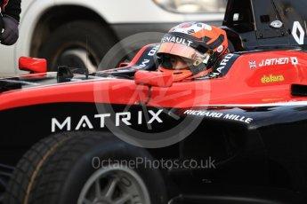 World © Octane Photographic Ltd. GP3 - Practice session. Jack Aitken - ART Grand Prix. Belgian Grand Pix - Spa Francorchamps, Belgium. Friday 25th August 2017. Digital Ref: 1920LB1D4677