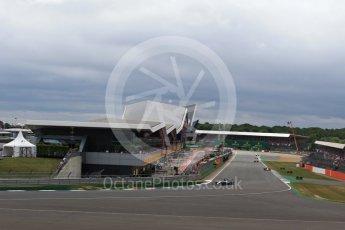 World © Octane Photographic Ltd. Formula 1 - British Grand Prix - Sunday - Race. Lewis Hamilton - Mercedes AMG Petronas F1 W08 EQ Energy+. Silverstone, UK. Sunday 16th July 2017. Digital Ref: 1892LB2D0062