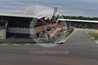 World © Octane Photographic Ltd. Formula 1 - British Grand Prix - Sunday - Race. Valtteri Bottas - Mercedes AMG Petronas F1 W08 EQ Energy+. Silverstone, UK. Sunday 16th July 2017. Digital Ref: 1892LB2D0081