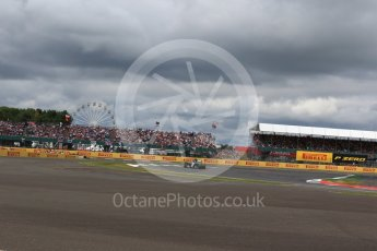 World © Octane Photographic Ltd. Formula 1 - British Grand Prix - Sunday - Race. Valtteri Bottas - Mercedes AMG Petronas F1 W08 EQ Energy+. Silverstone, UK. Sunday 16th July 2017. Digital Ref: 1892LB2D0141