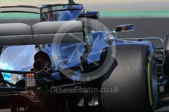 World © Octane Photographic Ltd. Formula 1 - Hungarian in-season testing. George Russell - Mercedes AMG Petronas F1 W08 EQ Energy+. Hungaroring, Budapest, Hungary. Tuesday 1st August 2017. Digital Ref:1916CB1L2848