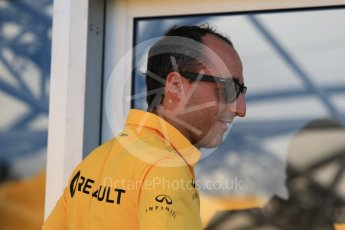 World © Octane Photographic Ltd. Formula 1 - Hungarian in-season testing. Robert Kubica - Renault Sport F1 Team R.S.17. Hungaroring, Budapest, Hungary. Tuesday 1st August 2017. Digital Ref:1916CB2D4522