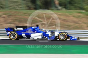 World © Octane Photographic Ltd. Formula 1 - Hungarian in-season testing. Sean Gelael - Scuderia Toro Rosso STR12. Hungaroring, Budapest, Hungary. Tuesday 1st August 2017. Digital Ref:1916CB2D4568
