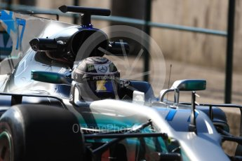 World © Octane Photographic Ltd. Formula 1 - Hungarian Pirelli tyre test. Valtteri Bottas - Mercedes AMG Petronas F1 W08 EQ Energy+. Hungaroring, Budapest, Hungary. Tuesday 1st August 2017. Digital Ref:1916LB1D2178