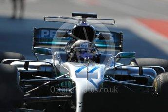 World © Octane Photographic Ltd. Formula 1 - Hungarian Pirelli tyre test. Valtteri Bottas - Mercedes AMG Petronas F1 W08 EQ Energy+. Hungaroring, Budapest, Hungary. Tuesday 1st August 2017. Digital Ref:1916LB1D2368