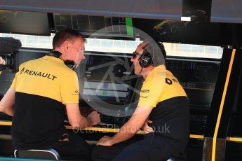 World © Octane Photographic Ltd. Formula 1 - Hungarian in-season testing. Robert Kubica - Renault Sport F1 Team R.S.17. Hungaroring, Budapest, Hungary. Tuesday 1st August 2017. Digital Ref:1916LB1D2449