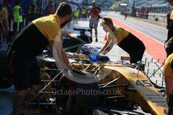 World © Octane Photographic Ltd. Formula 1 - Hungarian in-season testing. Nicholas Latifi - Renault Sport F1 Team R.S.17. Hungaroring, Budapest, Hungary. Tuesday 1st August 2017. Digital Ref:1916LB5D3123