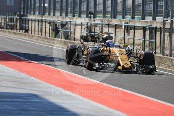 World © Octane Photographic Ltd. Formula 1 - Hungarian in-season testing. Nicholas Latifi - Renault Sport F1 Team R.S.17. Hungaroring, Budapest, Hungary. Tuesday 1st August 2017. Digital Ref:1916LB5D3165