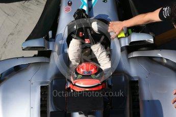 World © Octane Photographic Ltd. Formula 1 - Hungarian in-season testing. George Russell - Mercedes AMG Petronas F1 W08 EQ Energy+. Hungaroring, Budapest, Hungary. Wednesday 2nd August 2017. Digital Ref:1917CB2D5358