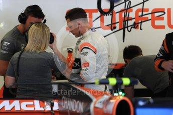 World © Octane Photographic Ltd. Formula 1 - Canadian Grand Prix - Saturday - Practice 3. Stoffel Vandoorne - McLaren Honda MCL32. Circuit Gilles Villeneuve, Montreal, Canada. Saturday 10th June 2017. Digital Ref: 1853LB1D5281