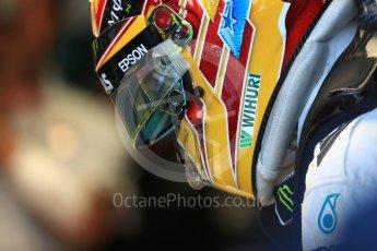World © Octane Photographic Ltd. Formula 1 - Canadian Grand Prix - Saturday - Practice 3. Lewis Hamilton - Mercedes AMG Petronas F1 W08 EQ Energy+. Circuit Gilles Villeneuve, Montreal, Canada. Saturday 10th June 2017. Digital Ref: 1853LB1D5370