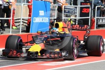 World © Octane Photographic Ltd. Formula 1 - Canadian Grand Prix - Saturday - Practice 3. Daniel Ricciardo - Red Bull Racing RB13. Circuit Gilles Villeneuve, Montreal, Canada. Saturday 10th June 2017. Digital Ref: 1853LB1D5841