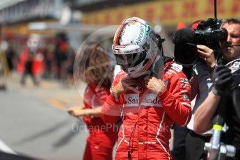 World © Octane Photographic Ltd. Formula 1 - Canadian Grand Prix - Saturday - Qualifying. Sebastian Vettel - Scuderia Ferrari SF70H. Circuit Gilles Villeneuve, Montreal, Canada. Saturday 10th June 2017. Digital Ref: 1854LB1D6860