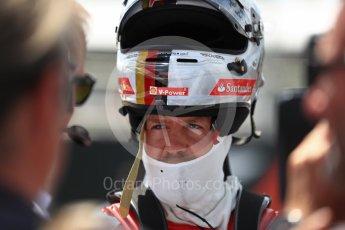 World © Octane Photographic Ltd. Formula 1 - Canadian Grand Prix - Saturday - Qualifying. Sebastian Vettel - Scuderia Ferrari SF70H. Circuit Gilles Villeneuve, Montreal, Canada. Saturday 10th June 2017. Digital Ref: 1854LB1D6874