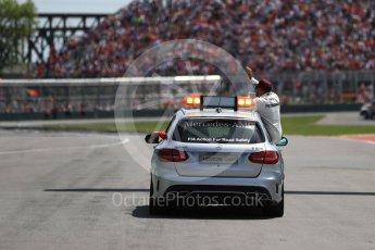 World © Octane Photographic Ltd. Formula 1 - Canadian Grand Prix - Saturday - Qualifying. Lewis Hamilton - Mercedes AMG Petronas F1 W08 EQ Energy+. Circuit Gilles Villeneuve, Montreal, Canada. Saturday 10th June 2017. Digital Ref: 1854LB1D6882