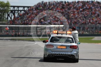 World © Octane Photographic Ltd. Formula 1 - Canadian Grand Prix - Saturday - Qualifying. Lewis Hamilton - Mercedes AMG Petronas F1 W08 EQ Energy+. Circuit Gilles Villeneuve, Montreal, Canada. Saturday 10th June 2017. Digital Ref: 1854LB1D6884