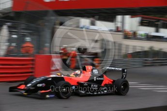 World © Octane Photographic Ltd. Formula 1 - Monaco Formula Renault Eurocup Practice. Max Fewtrell – Tech 1 Racing. Monaco, Monte Carlo. Thursday 25th May 2017. Digital Ref: